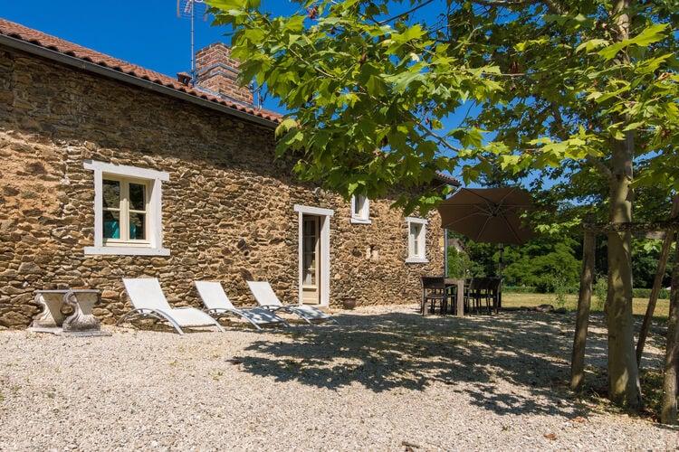 vakantiehuis Frankrijk, Dordogne, Chalais vakantiehuis FR-24800-07