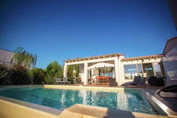 Ferienhaus Belle villa avec piscine privée - NARBONNE (927518), Narbonne, Mittelmeerküste Aude, Languedoc-Roussillon, Frankreich, Bild 1