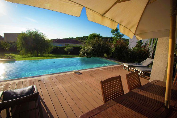 Ferienhaus Belle villa avec piscine privée - NARBONNE (927518), Narbonne, Mittelmeerküste Aude, Languedoc-Roussillon, Frankreich, Bild 22