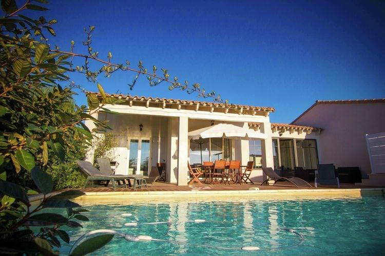 Ferienhaus Belle villa avec piscine privée - NARBONNE (927518), Narbonne, Mittelmeerküste Aude, Languedoc-Roussillon, Frankreich, Bild 4