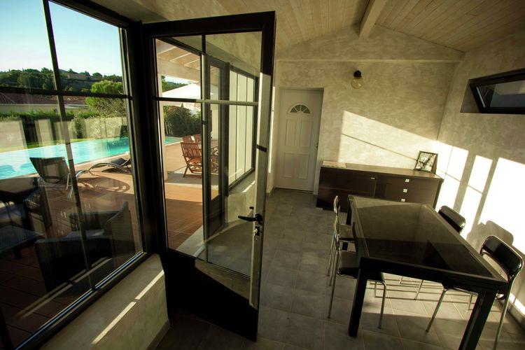 Ferienhaus Belle villa avec piscine privée - NARBONNE (927518), Narbonne, Mittelmeerküste Aude, Languedoc-Roussillon, Frankreich, Bild 8