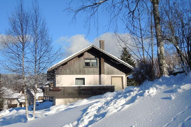 Vakantiehuizen Duitsland | Baden-Wurttemberg | Appartement te huur in Bernau   met wifi 3 personen