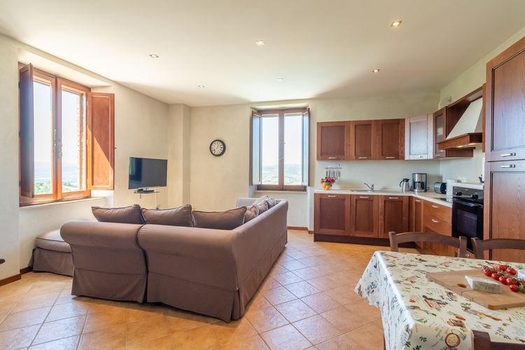 vakantiehuis Italië, Umbrie, Piedicolle vakantiehuis IT-06050-21