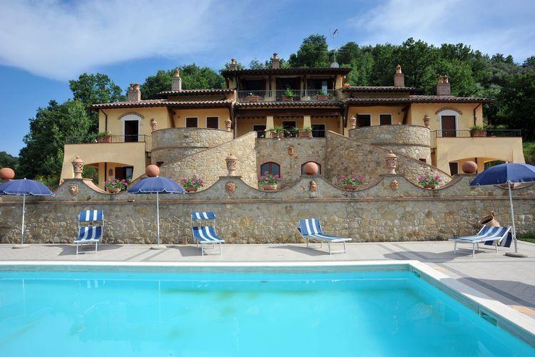 Vakantiewoning huren in Collazzone - met zwembad   met zwembad voor 6 personen  Dompel u onder in de rust van de h..