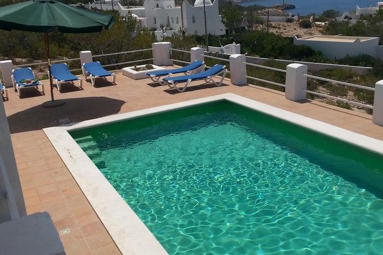 vakantiehuis Spanje, Ibiza, Cala Carbo, san Jose vakantiehuis ES-07830-34