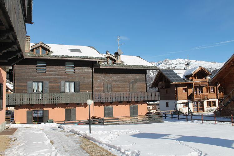 Baita Malu - Apartment - Livigno