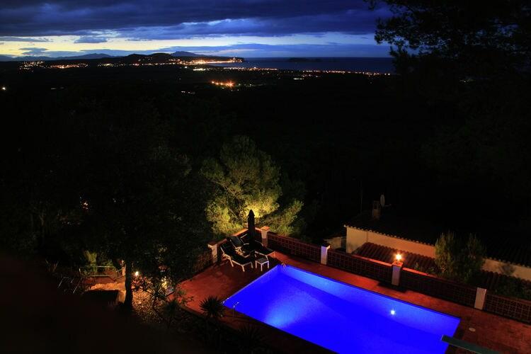 Villa Spanje, Costa Brava, Pals Villa ES-17256-78