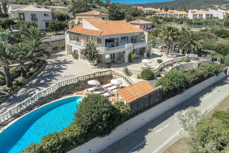 Villa met zwembad met wifi  Les-IssambresVilla Gaillarde