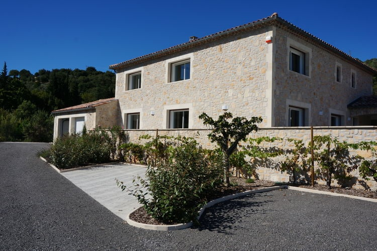 Villas Frankrijk | Languedoc-roussillon | Villa te huur in Saint-Ambroix met zwembad  met wifi 12 personen