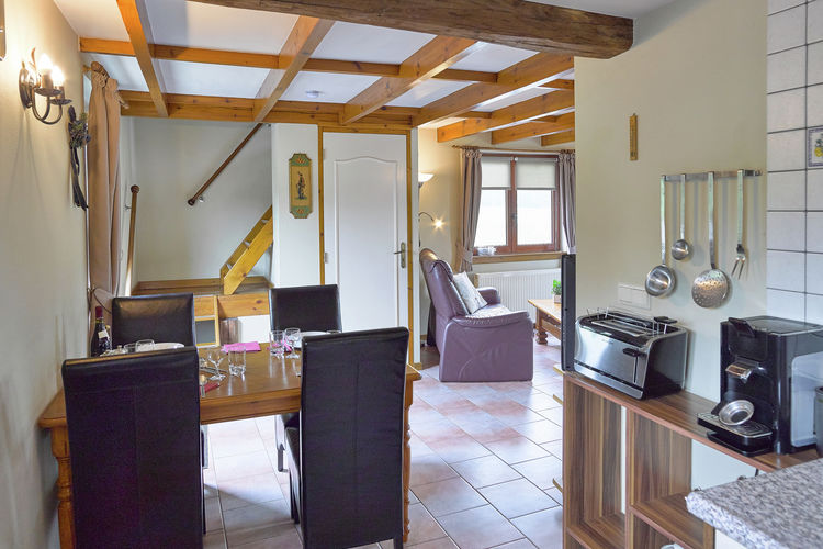 vakantiehuis België, Namen, Doische vakantiehuis BE-5680-19