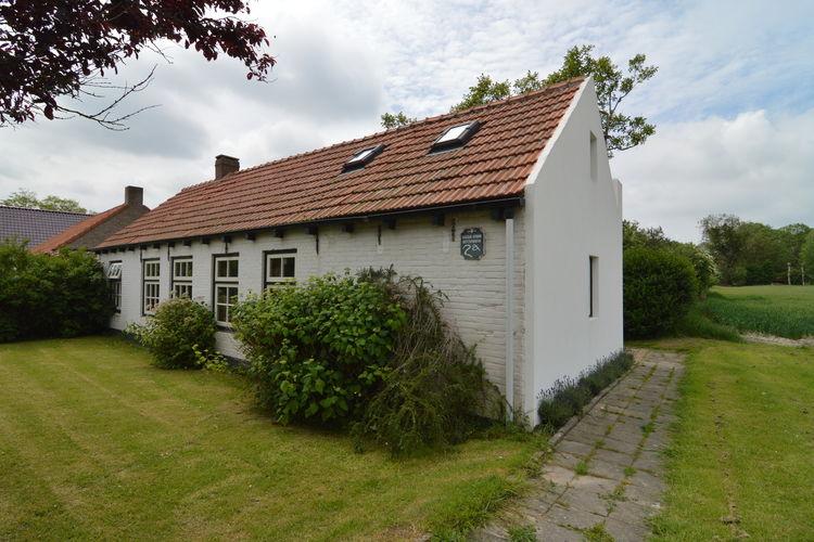vakantiehuis Nederland, Zeeland, Nieuwvliet vakantiehuis NL-4504-17