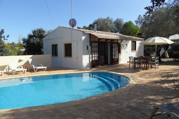 Bungalow met zwembad met wifi  AlgarveCasa Volta