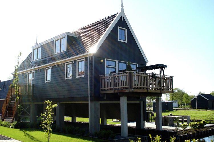 Vakantiehuizen Nederland | Noord-Holland | Villa te huur in West-Graftdijk met zwembad  met wifi 6 personen