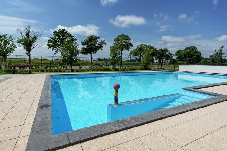 Vakantiehuizen Nederland | Noord-Holland | Chalet te huur in West-Graftdijk met zwembad  met wifi 6 personen