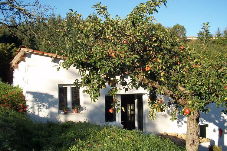 Le Cerisier St Englmar Ardeche France
