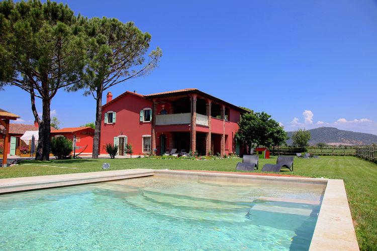 Villa Italië, Toscana, Roselle Terme Villa IT-58100-16