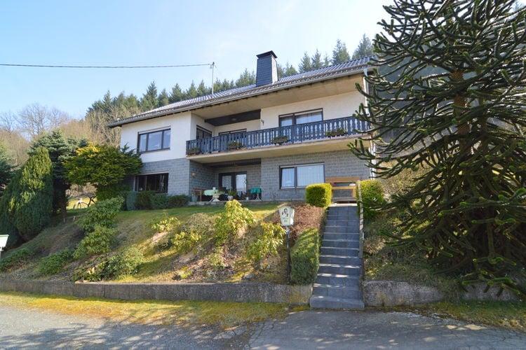 Duitsland | Eifel | Appartement te huur in Bermel   met wifi 2 personen
