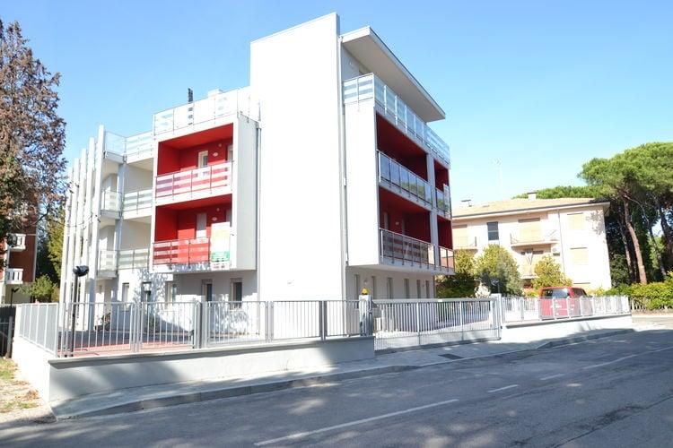 Vakantiehuizen Italie | Veneto | Appartement te huur in Rosolina-Mare   met wifi 5 personen