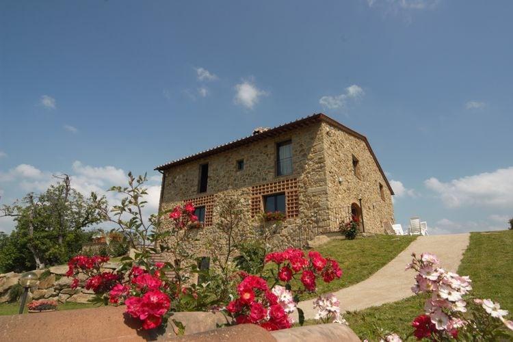 Vakantiehuis  met wifi  ToscanaCaterina