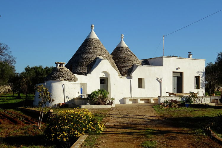 Vakantiehuis  met wifi  Putignano  Trullo Betta