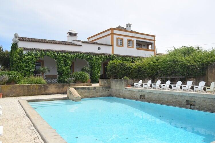 Portugal | Algarve | Villa te huur in Boliquieme met zwembad  met wifi 10 personen