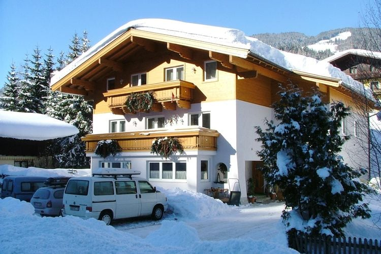 Glemmtal Apartments 2 - Saalbach Hinterglemm - Exterior - Winter