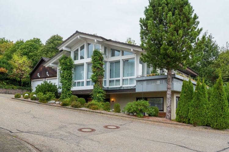 Appartement  met wifi  Bühlertal  Ruim appartement in een rustige en zonnige plek