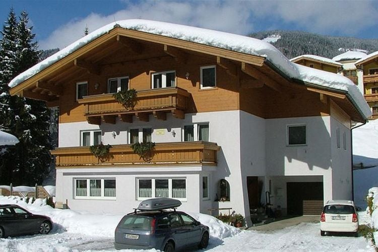 Glemmtal Apartments 5 - Saalbach Hinterglemm - Exterior - Winter