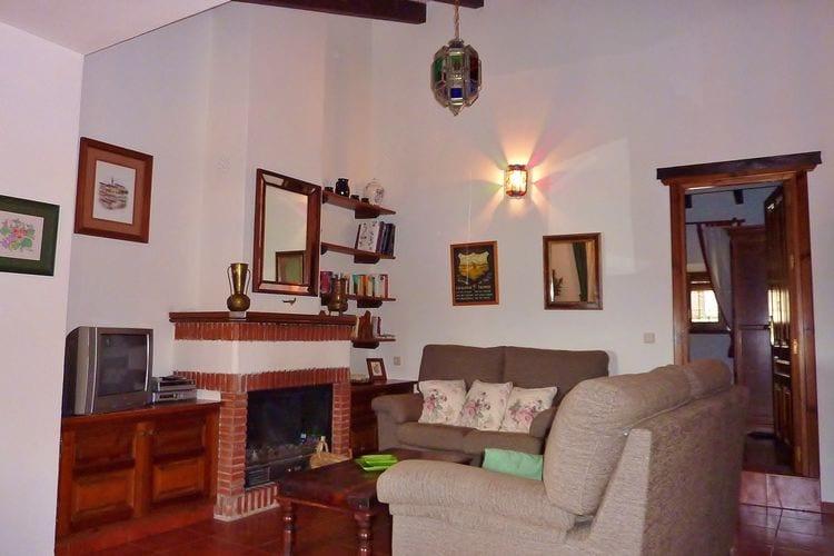 vakantiehuis Spanje, Andalucia, Villanueva de la Concepción vakantiehuis ES-29230-28