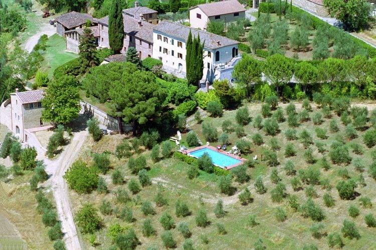 Boerderij met zwembad met wifi  Siena  Villa met zwembad in een prachtig Toscaans landschap