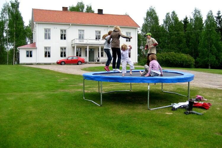 Vakantiehuis  met wifi  Sysslebäck  Letafors Herrgård