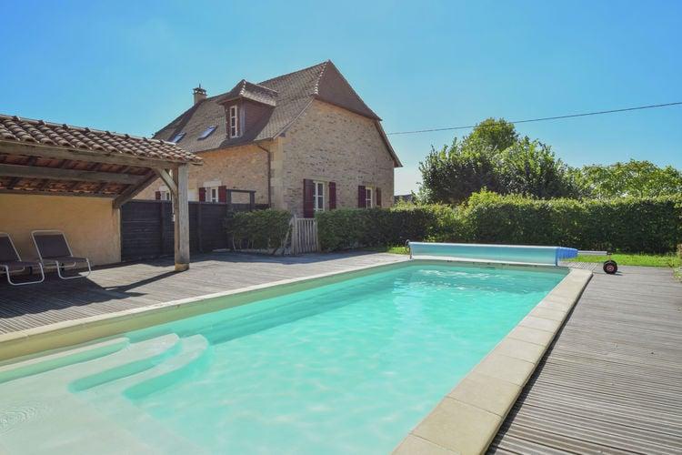 Villa Frankrijk, Dordogne, St. Medard D