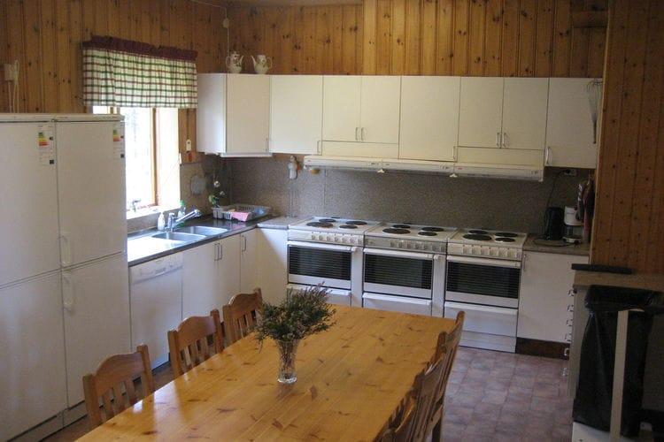 Vakantiehuizen Zweden |  | Vakantiehuis te huur in Syssleback   met wifi 50 personen