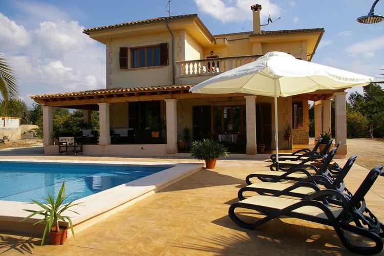 Vakantiehuizen Palma-de-Mallorca te huur Palma-de-Mallorca- ES-07120-01 met zwembad  met wifi te huur