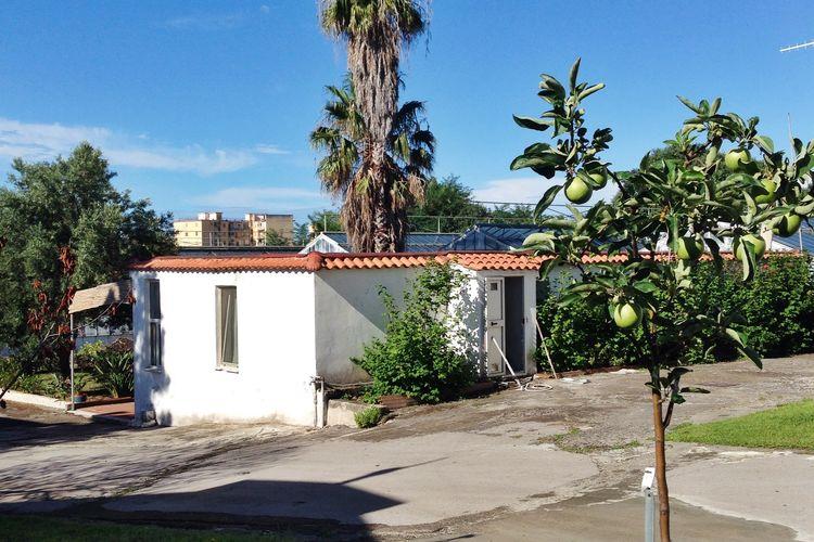 Appartement aan de voet van de Vesuvius