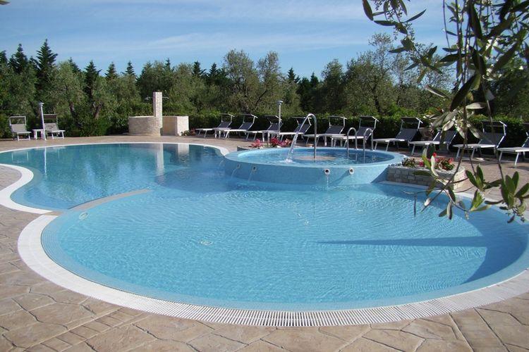 vakantiehuis Italië, Puglia, Vieste vakantiehuis IT-71019-32