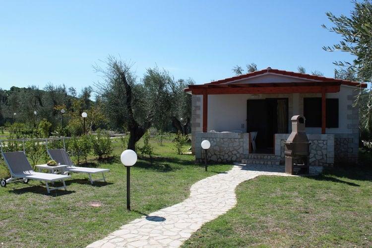 appartement met zwembad in het nationale natuurpark il Gargano