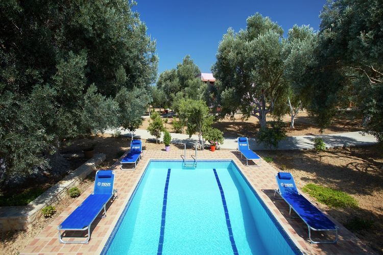 vakantiehuis Griekenland, kreta, Pagkalohori, Rethymno vakantiehuis GR-74100-38