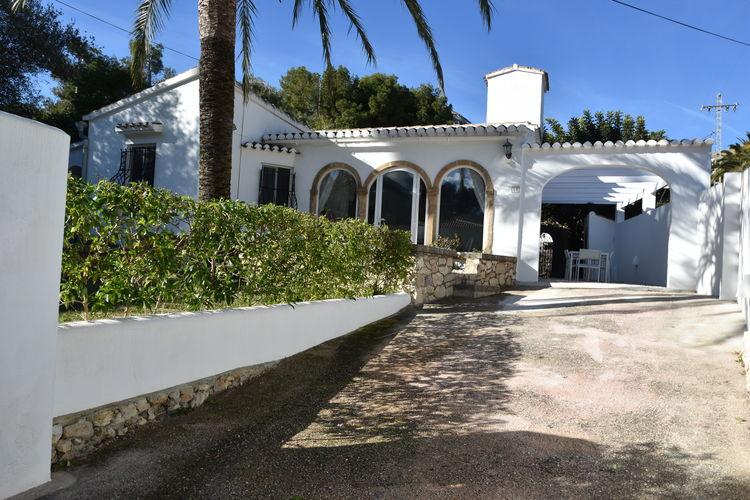 Villa Spanje, Costa Blanca, Javea Villa ES-04751-01