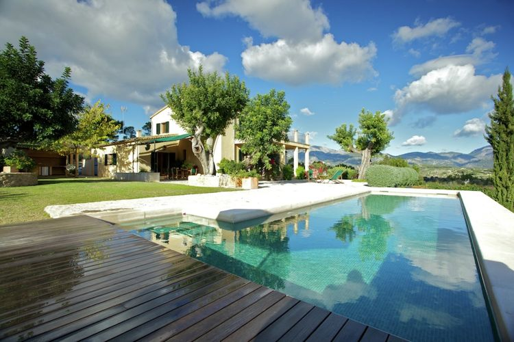 Vakantiewoning met Zwembad te huur