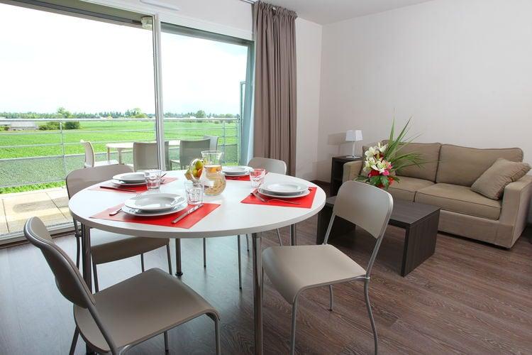 Appartement Frankrijk, Bretagne, Roz sur Couesnon Appartement FR-35610-06