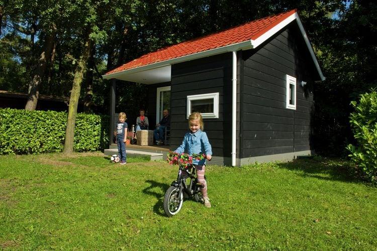 Noord-Brabant Chalets te huur Vrijstaand chalet in bosrijke omgeving, op vakantiepark met zwembad en meer
