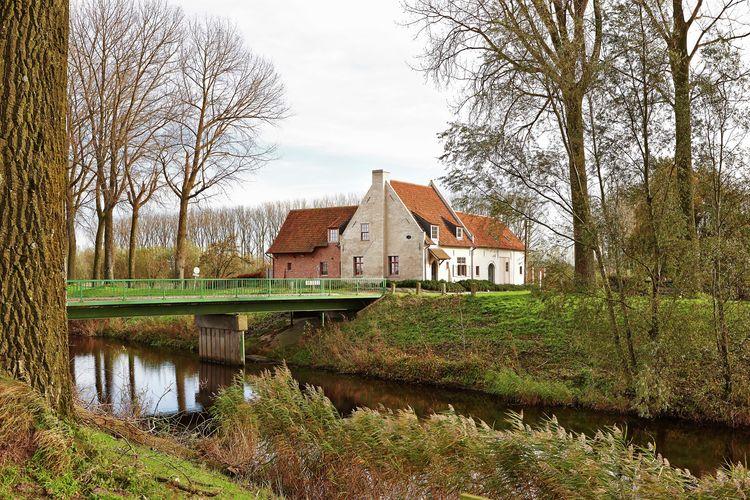 Vakantiehuizen Belgie | Oost-Vlaanderen | Vakantiehuis te huur in Sint-Laureins   met wifi 6 personen
