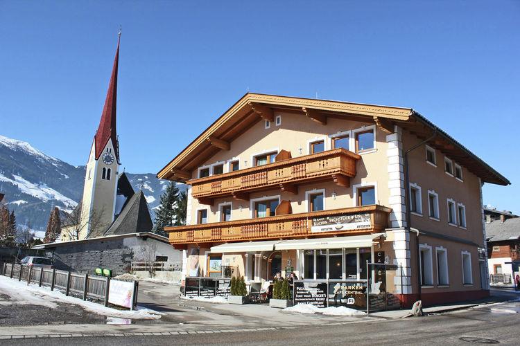Vakantiehuizen Oostenrijk | Tirol | Appartement te huur in Uderns   met wifi 7 personen