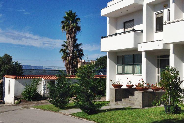 Vakantiehuis  met wifi  Trecase  Pompei