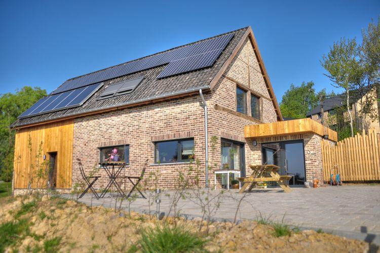 Belgie / Luik | Vakantiehuis  met wifi  - Hombourg  Le Petit Cheval Blanc
