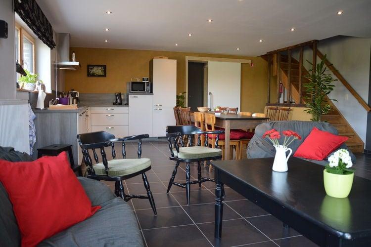 vakantiehuis België, Luik, Hombourg vakantiehuis BE-4852-06