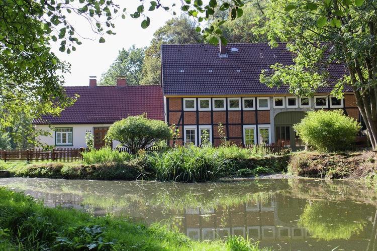 Vakantiehuis  met wifi  Hessisch-Oldendorf  Zur Höllenmühle