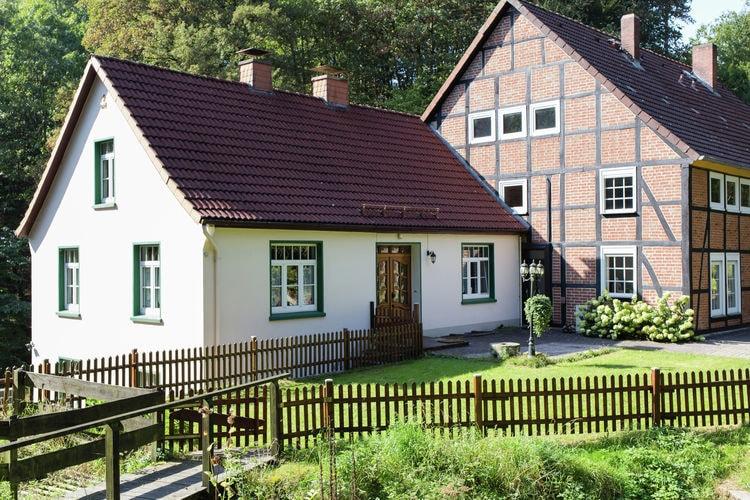 vakantiehuis Duitsland, Nedersaksen, Hessisch-Oldendorf vakantiehuis DE-31840-02