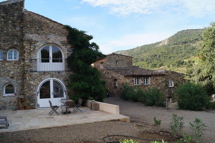 Vakantiehuizen Frankrijk | Provence-alpes-cote-d-azur | Vakantiehuis te huur in Plan-de-la-Tour met zwembad  met wifi 6 personen